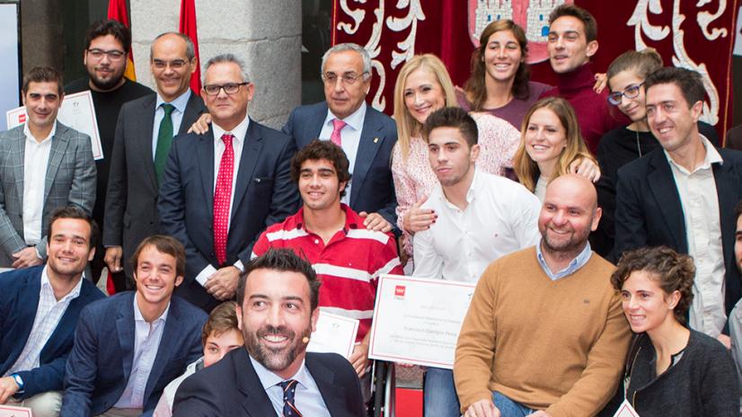 Becas Río Fundación Madrid por el Deporte