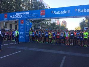 "Carrera ""Madrid corre por Madrid 2017"""