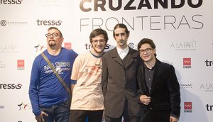 "Documental ""Cruzando fronteras"""