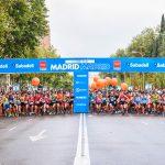 """Nuevo éxito de la carrera """"Madrid Corre por Madrid"""""""