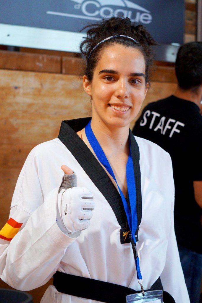 #HablamosDeDeporte con la taekwondista madrileña Marta Calvo