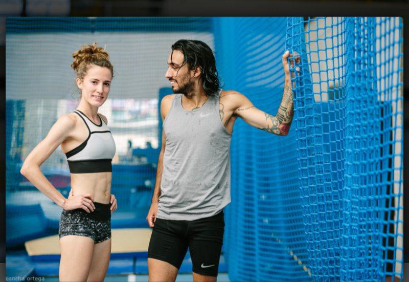 Hablamos de atletismo de fondo con Fernando Carro y Clara Viñarás
