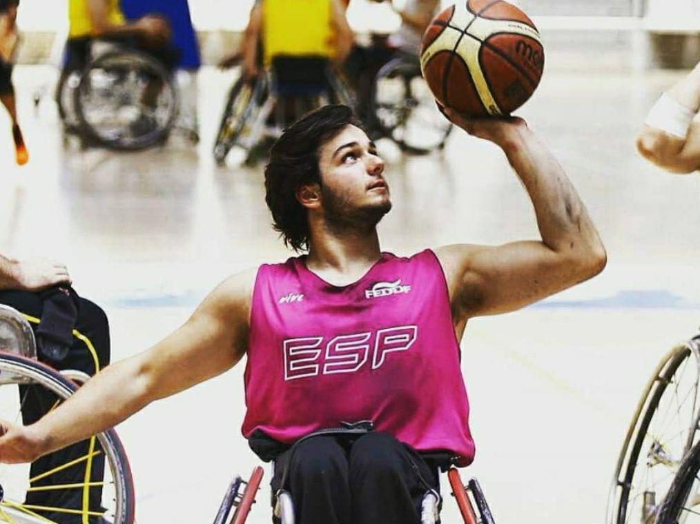 Hablamos de baloncesto en silla de ruedas con Daniel Stix