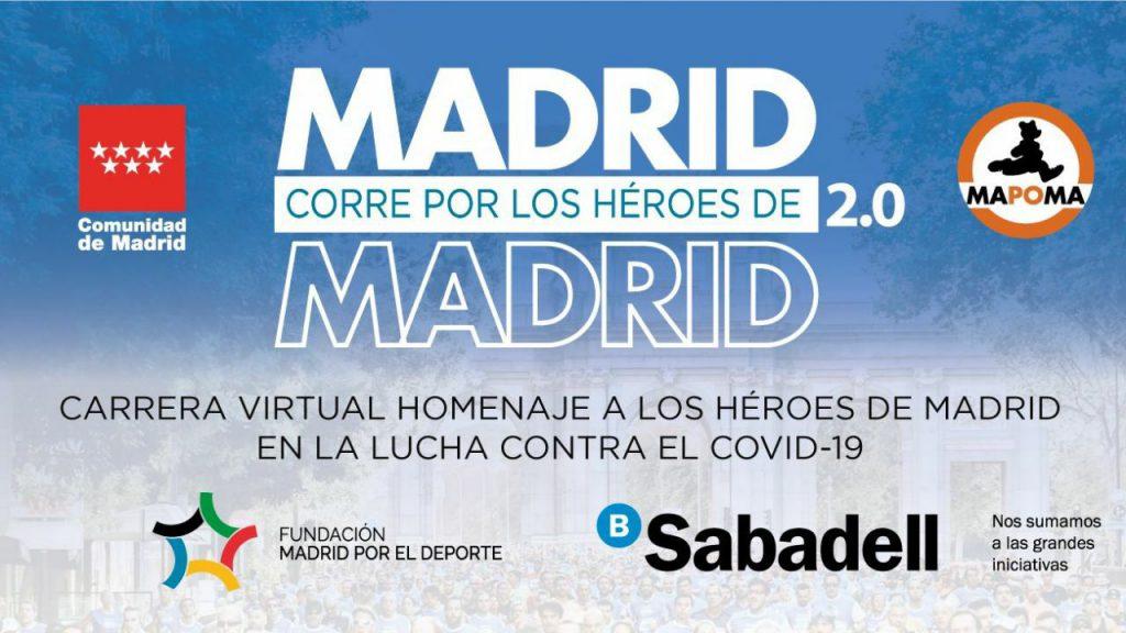 """Acto de cierre de la carrera """"Madrid corre por los héroes de Madrid 2.0"""""""