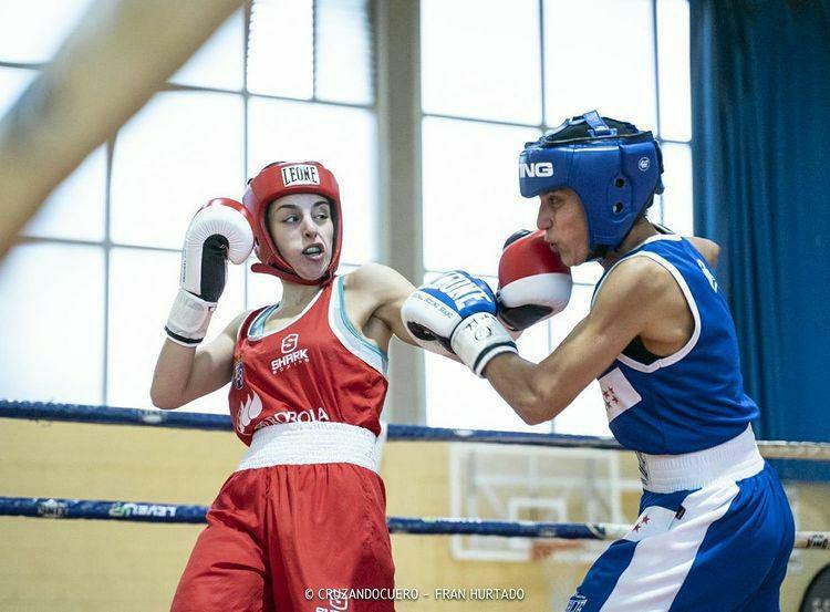Hablamos de boxeo con María González