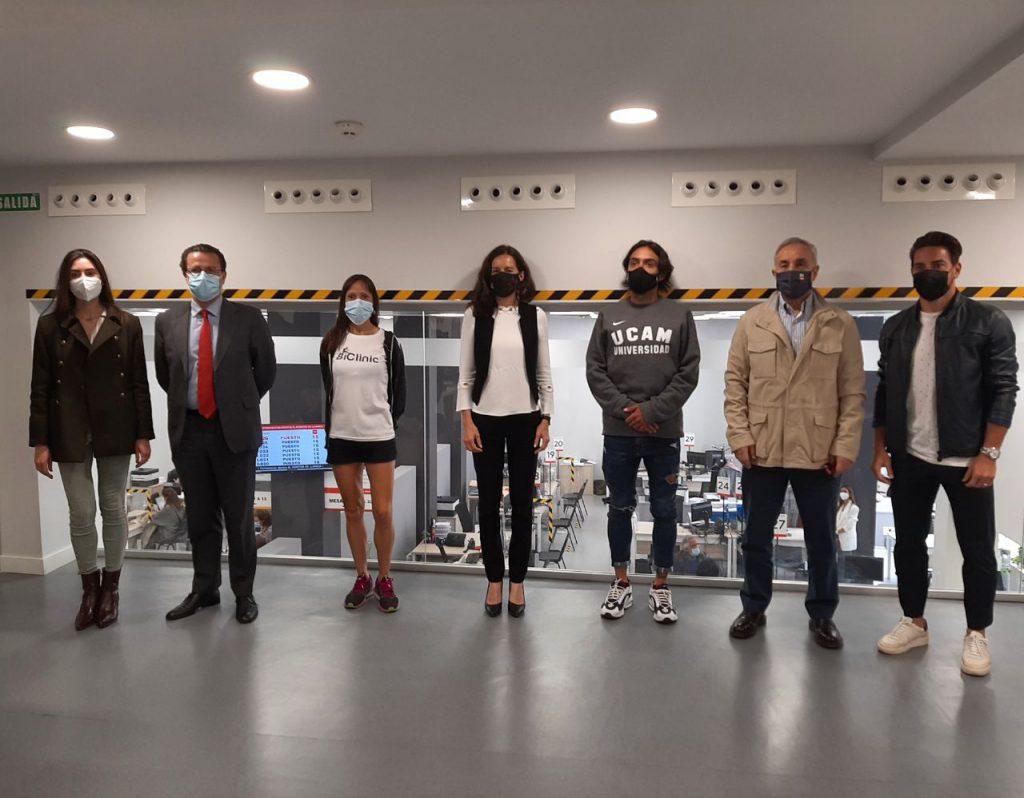 Programa Observatorio con Deportistas en Inserción y Orientación Laboral de la Comunidad de Madrid
