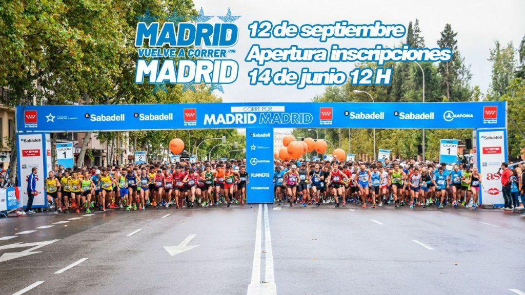 Madrid vuelve a correr por Madrid