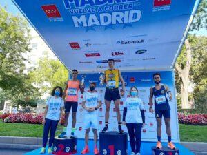 Madrid volvió a correr por Madrid